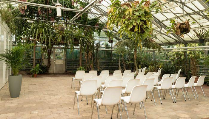 Botanische Tuin Amsterdam : Vergaderen of feesten bij de botanische tuin the basket amsterdam